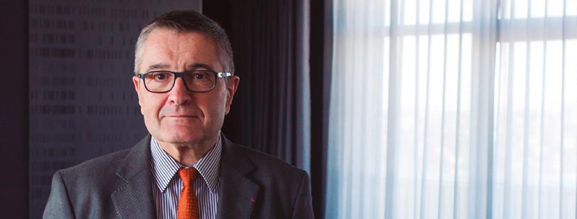 Claude Sarcia en Actualidad Aseguradora